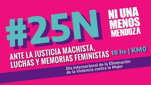 #25N: DÍA INTERNACIONAL DE LA ELIMINACIÓN DE LA VIOLENCIA CONTRA LA MUJER @ KM0