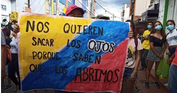 Colombia despertó